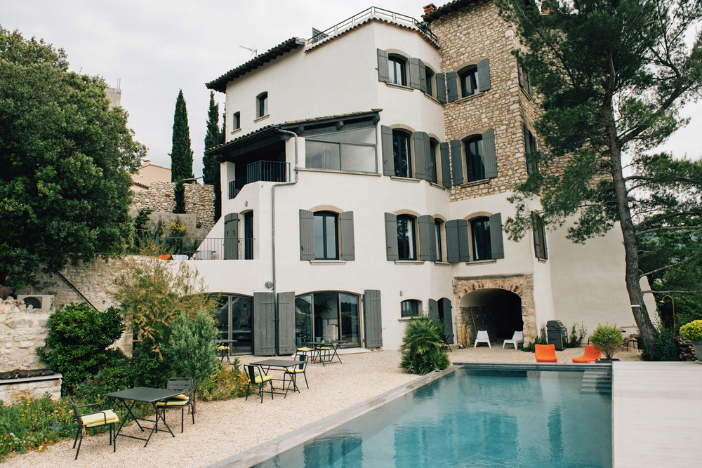 Meta Fort B&B and holiday home for rent, south of France