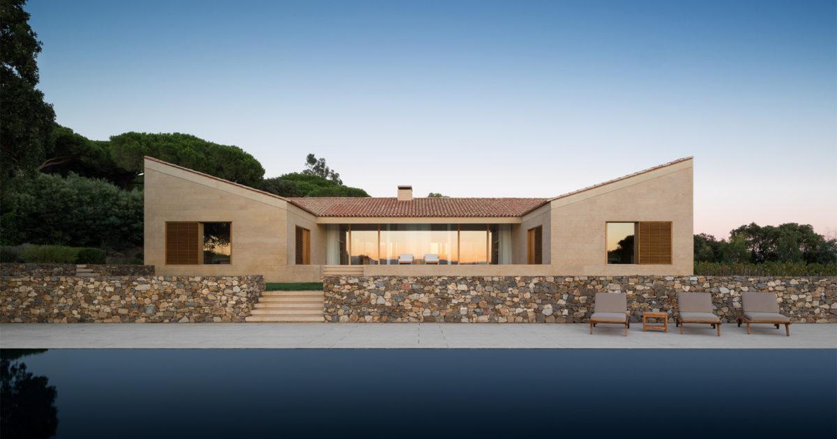St Tropez house by John Pawson