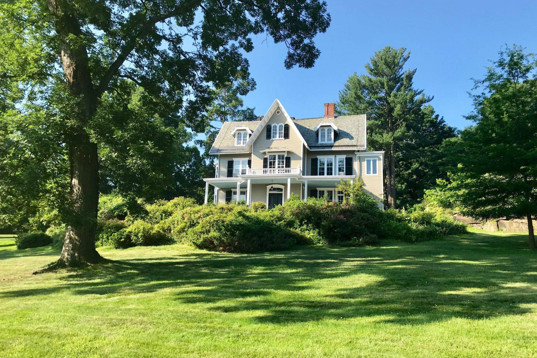 Gothic houses on the market right now: New York Gothic revival home for sale
