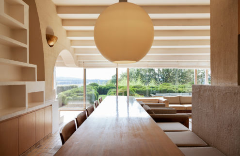 Property of the week: Belgian architect Claude Strebelle's geometric home