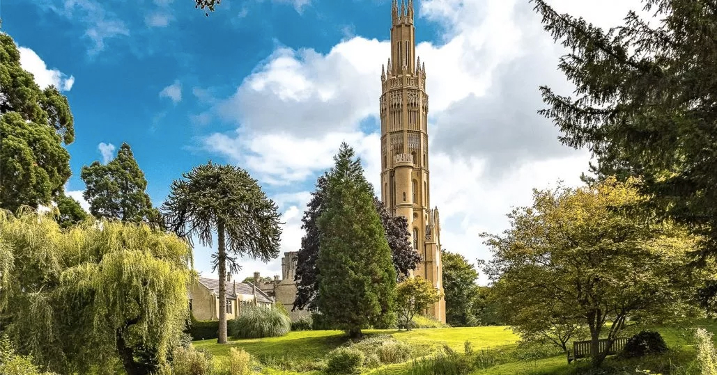 Gothic folly for sale