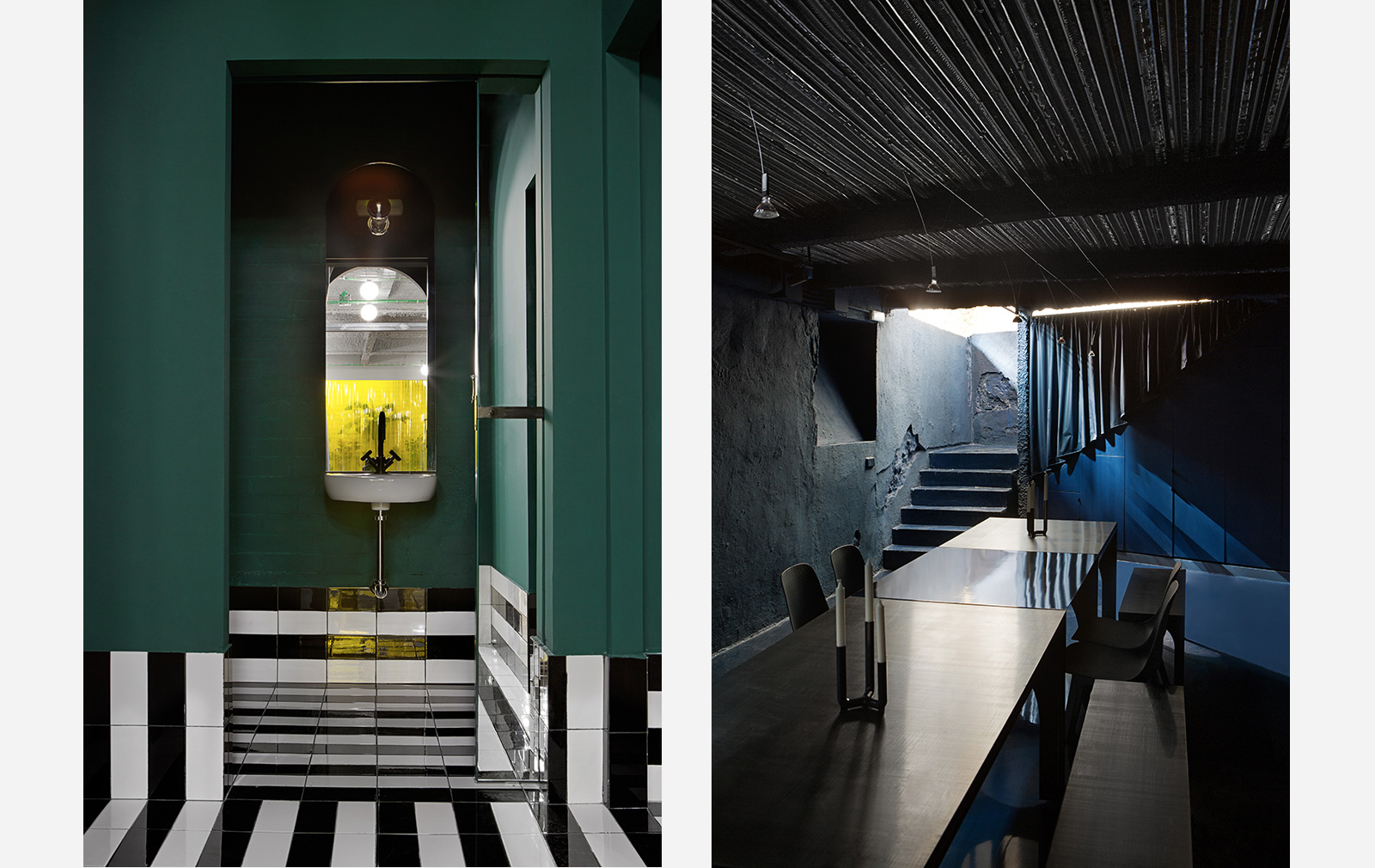 House of creatives coworking space in Madrid