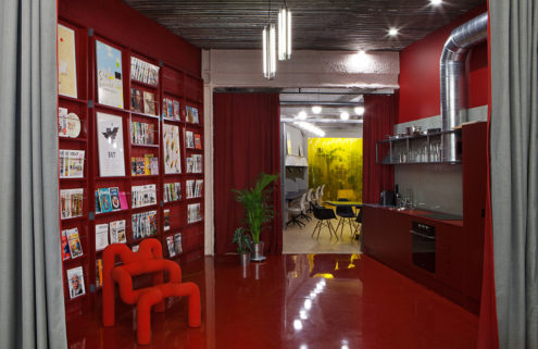 House of Creatives adds colour to the Madrid coworking scene