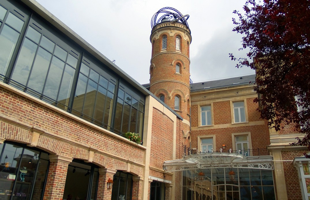 Jules Verne's house in Amiens