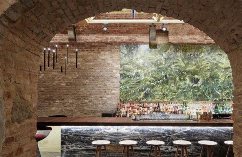 Vienna cocktail bar Krypt is hidden in 'lost' 18th-century cellar