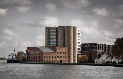 Axel Vervoordt's Kanaal project near Antwerp