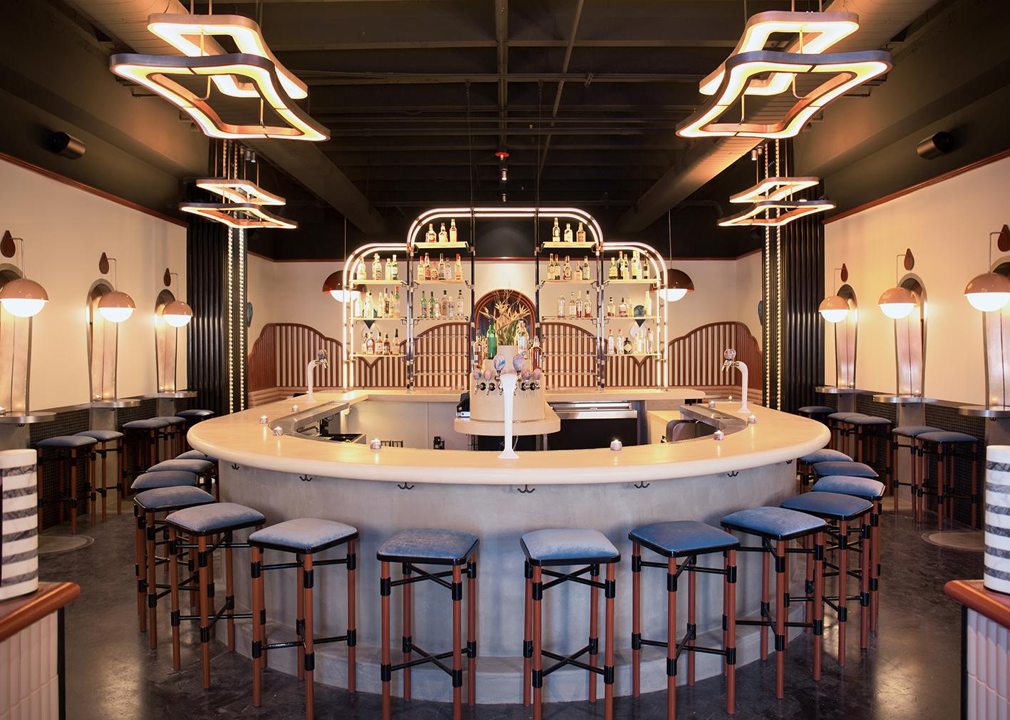 Bibo Ergo Sum in LA designed by Home Studios