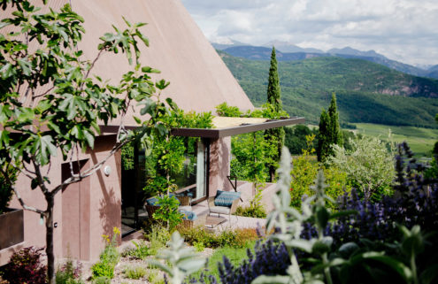 Rental of the week: an Italian villa with alpine views in South Tyrol