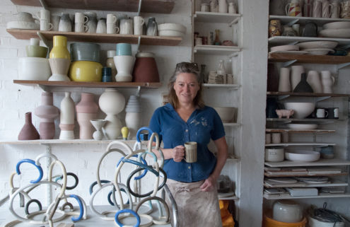 Ceramics in the city: meet the potters defying London's space crisis