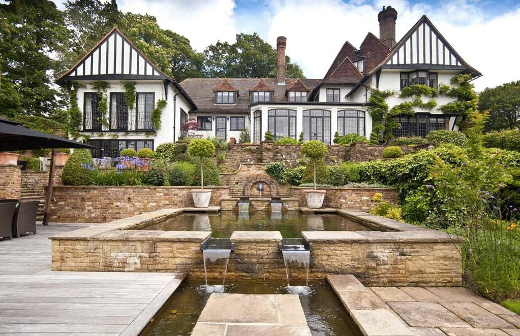 John Lennon S Former Surrey Mansion Hits The Market For 8 9m