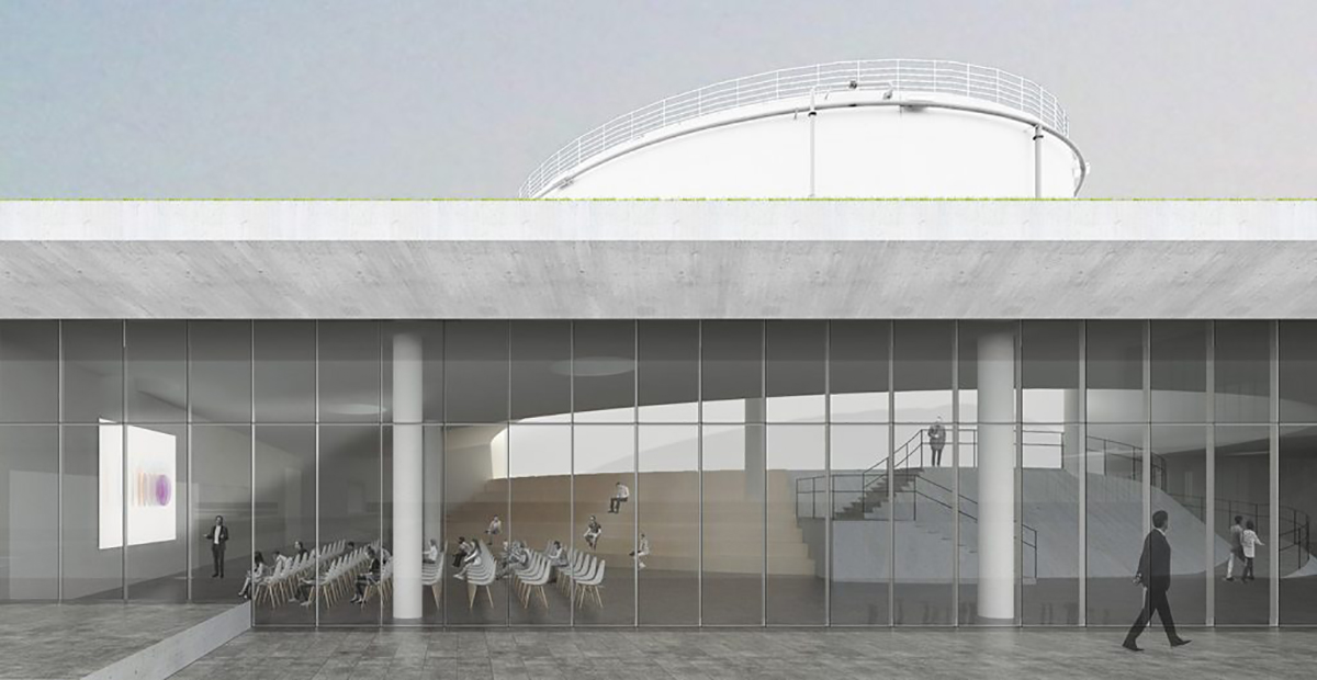 10 new museums opening in 2018: Tank, Shanghai