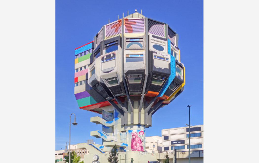 Bierpinsel tower in Berlin