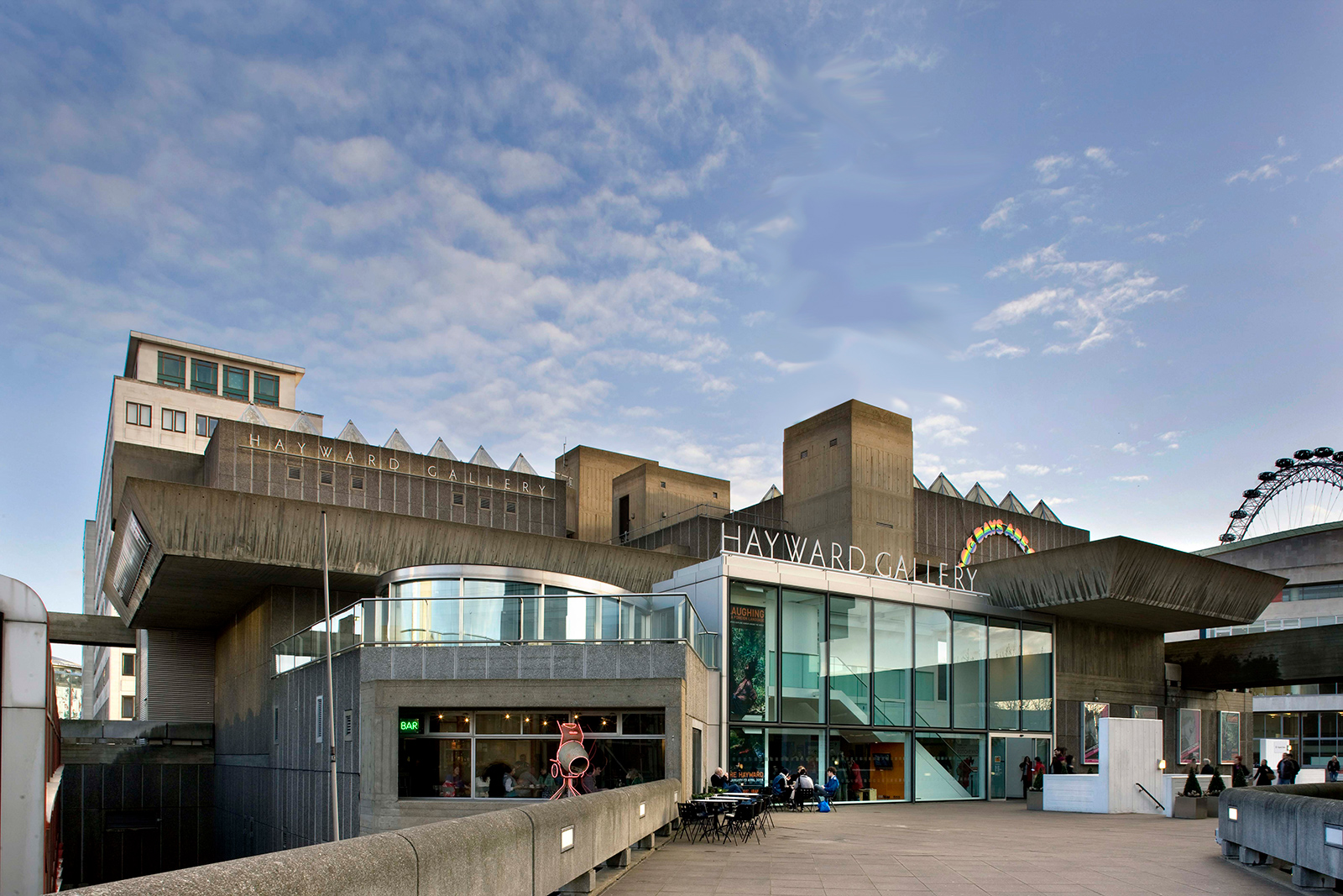10 new museums opening in 2018: London's Hayward Gallery