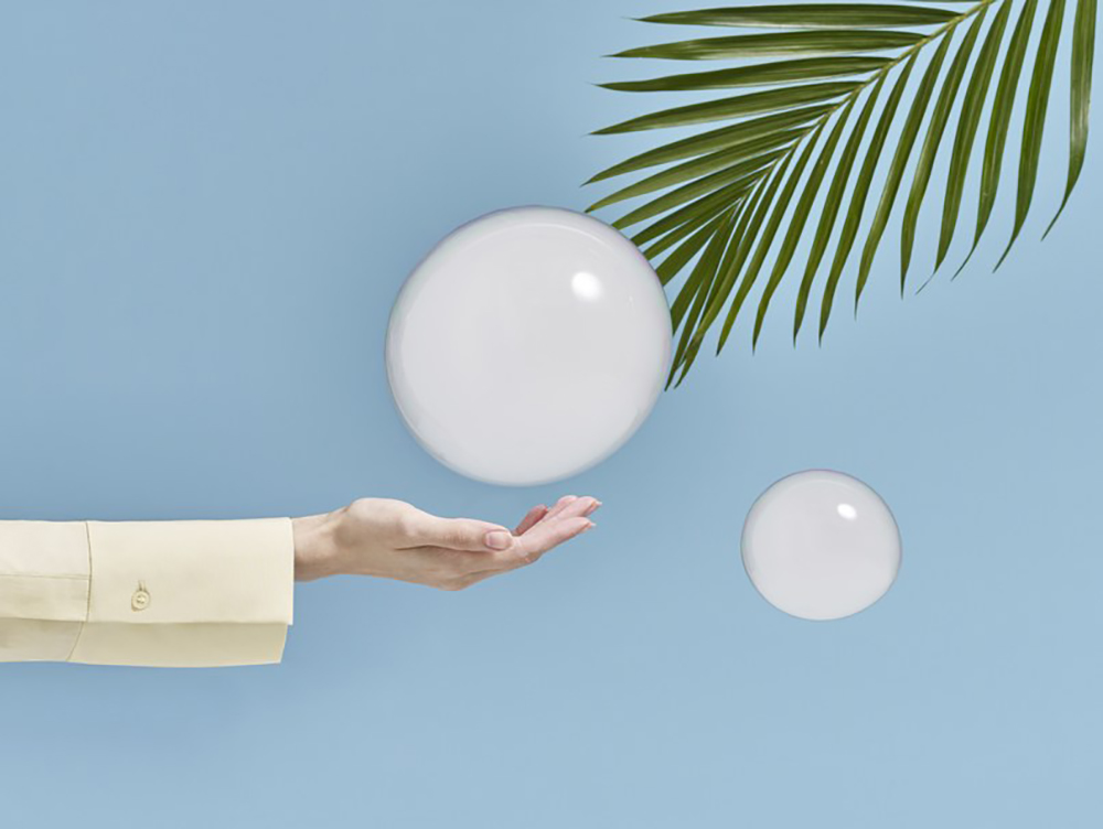 New Spring installation at Design Miami by Studio Swine x COS