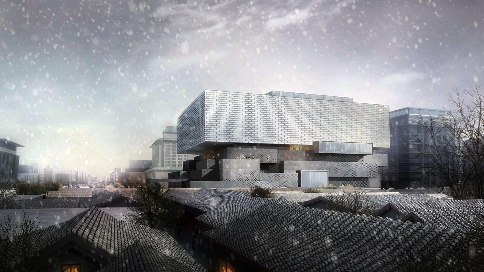 10 new museums opening in 2018: Guardian Art Center by Buro Ole Scheeren