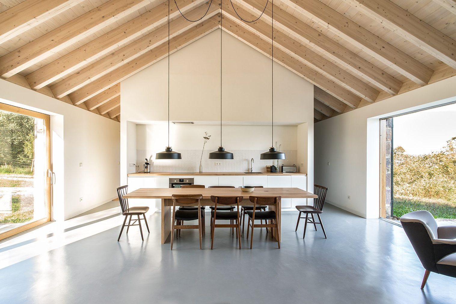 Holiday home of the week - Villa Slow by Laura Alvarez
