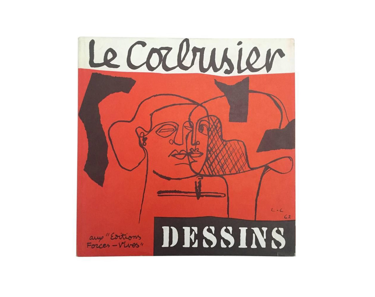 The Spaces Xmas gift guide - Le Corbusier's Suite de Dessins first edition