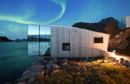 8 extraordinary retreats where you can watch the Northern Lights