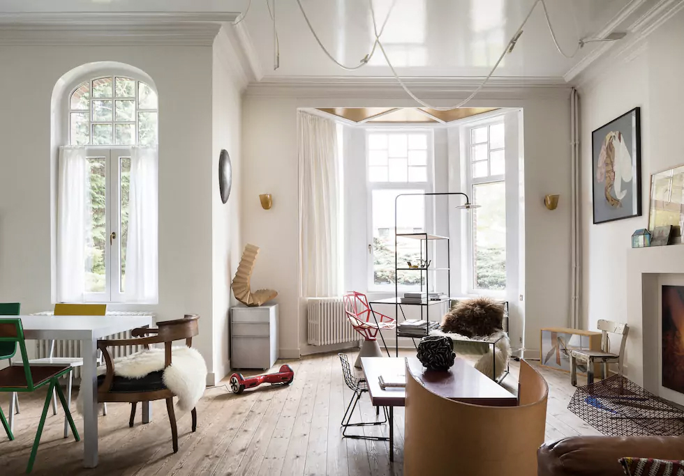 Muller Van Severen's Ghent home is for rent during Design Miami
