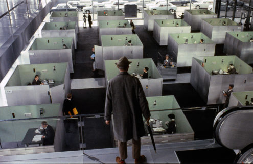 5 directors influenced by the surreal films of Jacques Tati