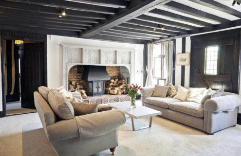 7 UK properties designed for entertaining