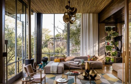 How South Africa's Singita Sweni Lodge redefines safari style