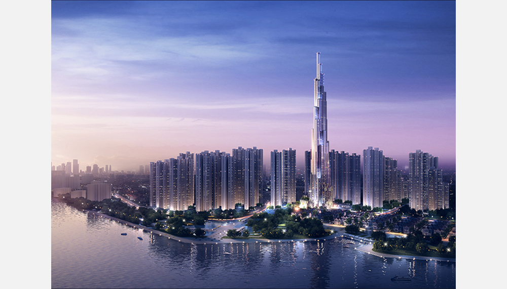 10 tallest buildings topping out in 2018