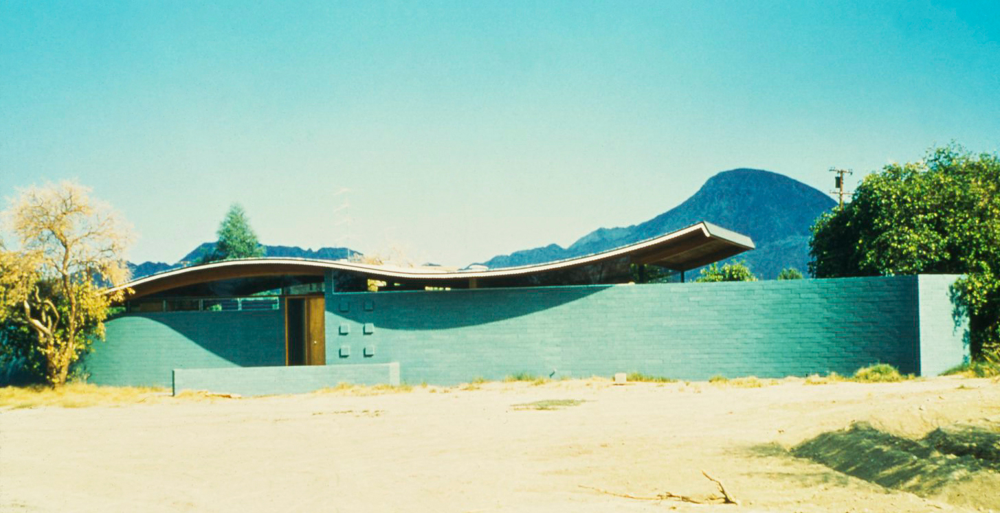 Wave House by Walter S White