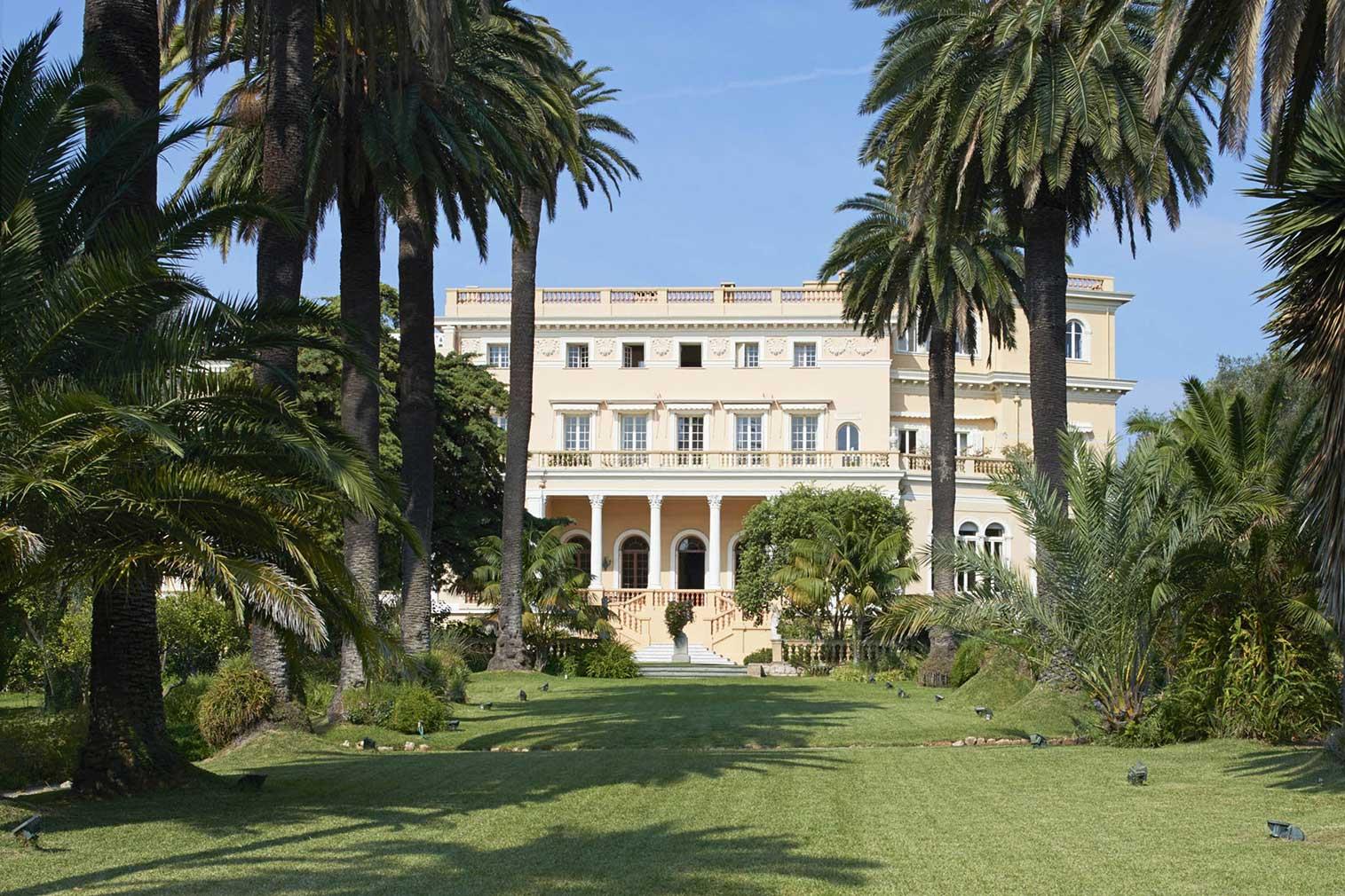 Villa Les Cèdres in Saint-Jean-Cap-Ferrat