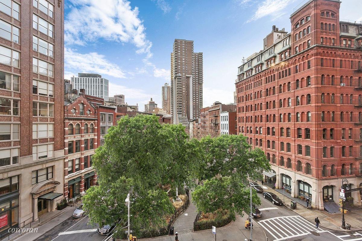 Michelin-star chef David Bouley's loft hits the market in New York