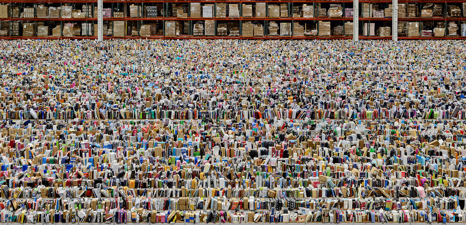 Andreas Gursky, 'Amazon'