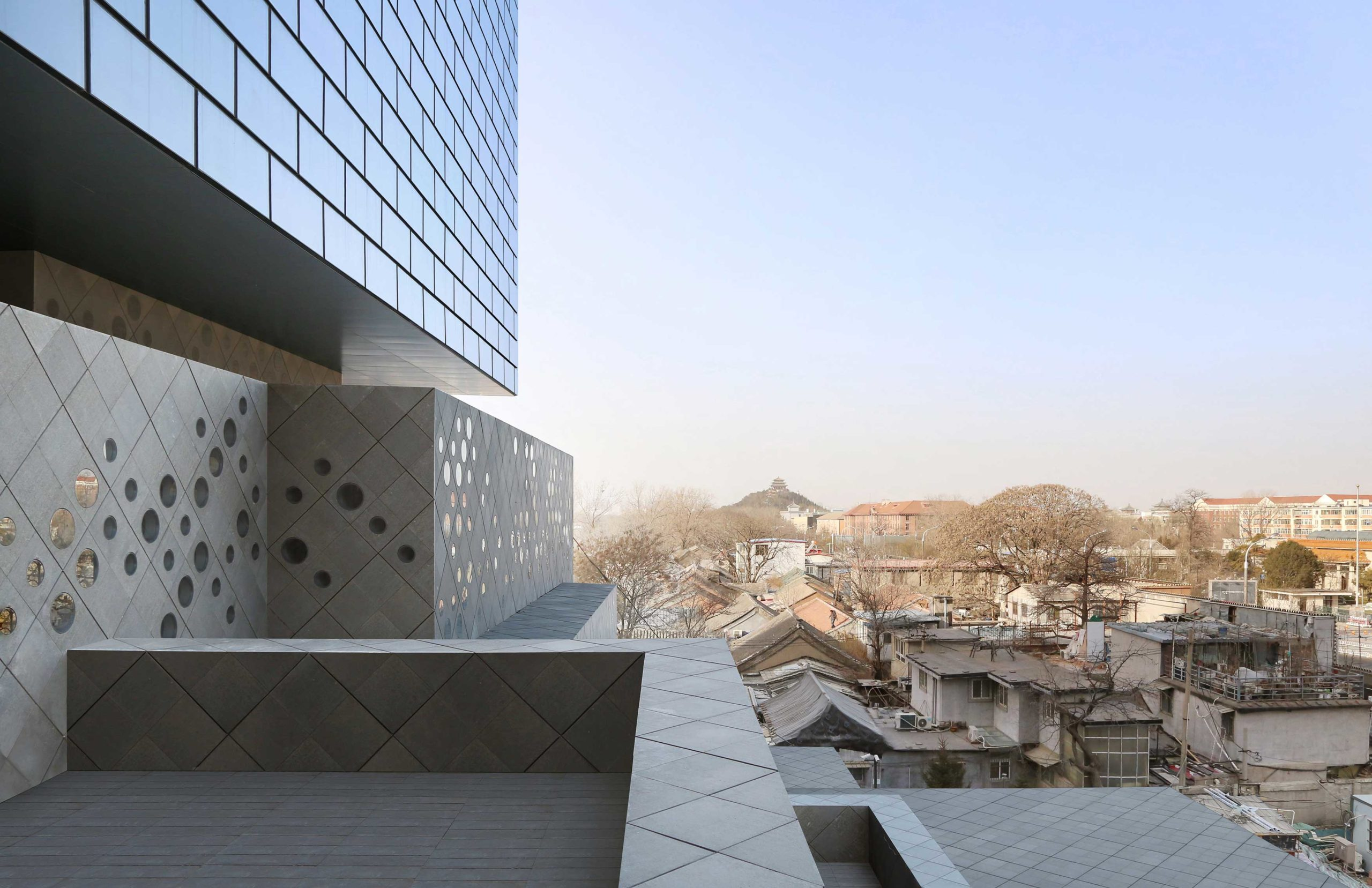 Guardian Art Center in Beijing designed by Buro Ole Scheeren