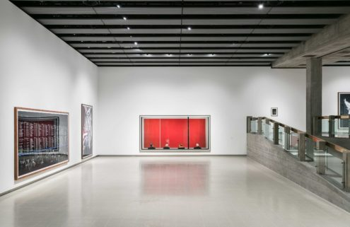 Hayward Gallery's rugged interiors are cast in a fresh light