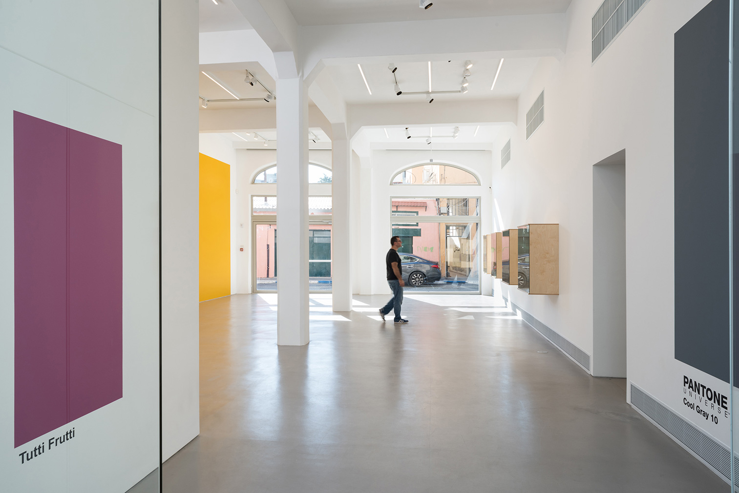 Magasin III gallery in Tel Aviv-Jaffa