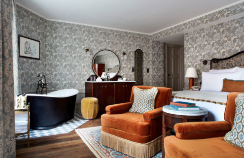 Kettner's Townhouse: Soho House revives a London legend