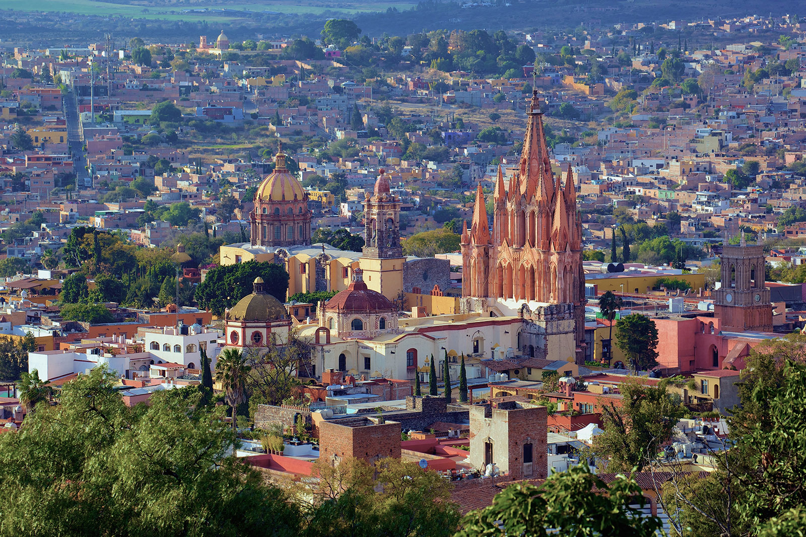 Cities to watch in 2018: San Miguel de Allende, Mexico