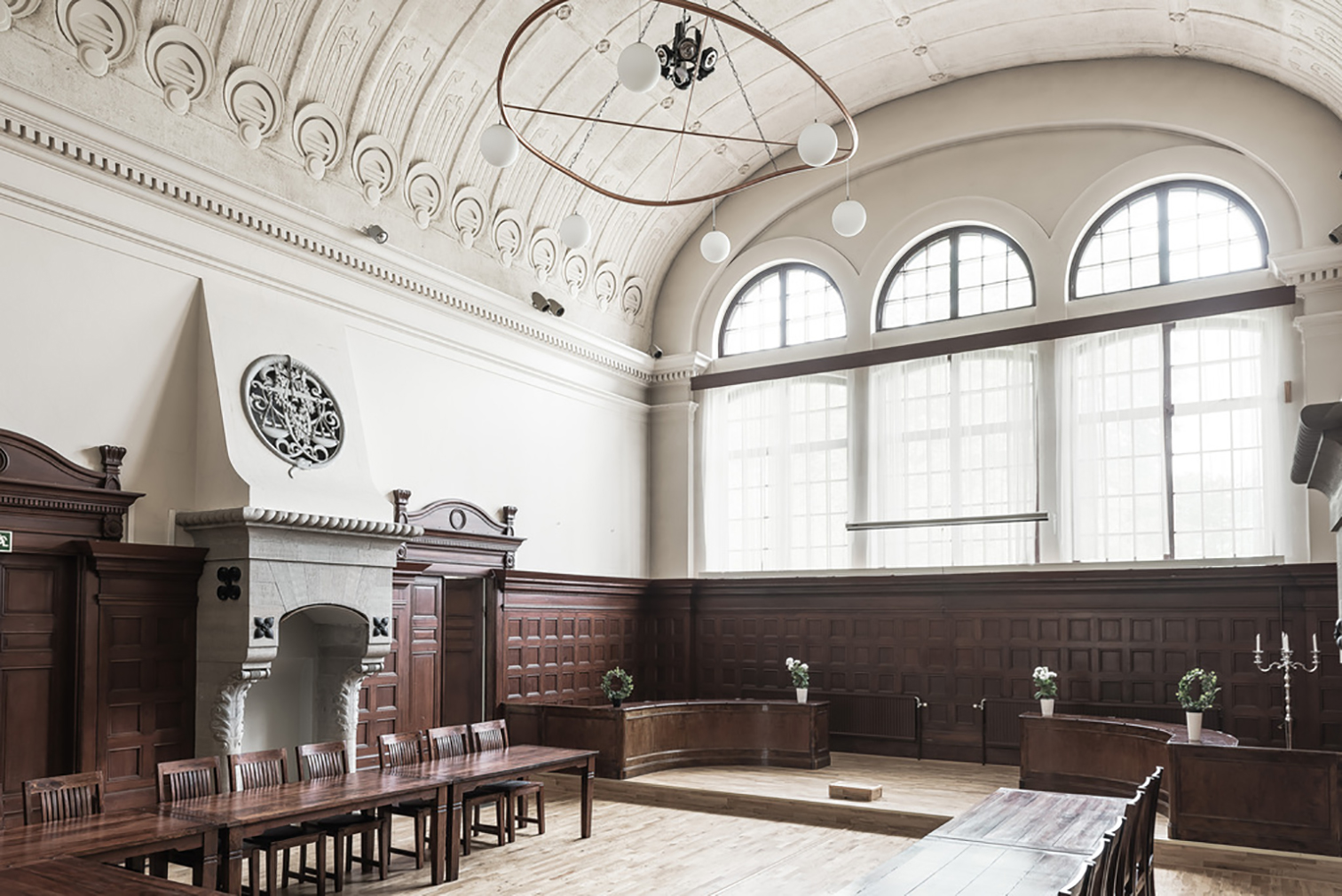 Stationsgatan 41 converted courthouse for sale in Sweden