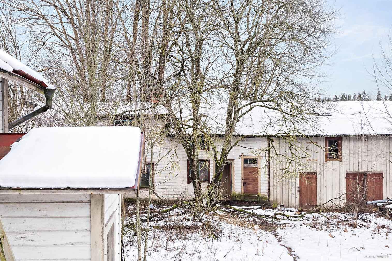 A fixer-upper Swedish property