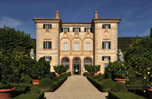 Holiday home of the week: an opulent Baroque villa in Tuscany built for a Pope
