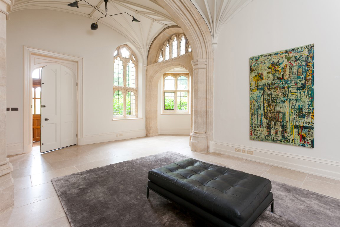 Warleigh Manor House, apartment for sale in Bath UK