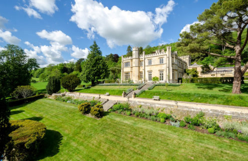 A Bath manor house apartment hits the market for £2.75m