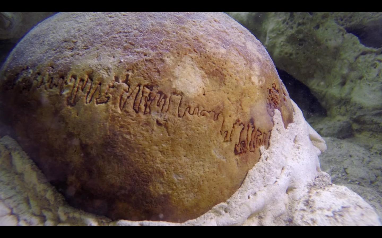 San Actun caves in Mexico