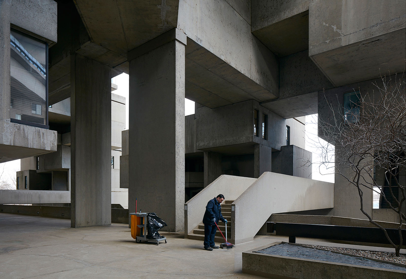'Revisited: Habitat 67,' by James Brittain
