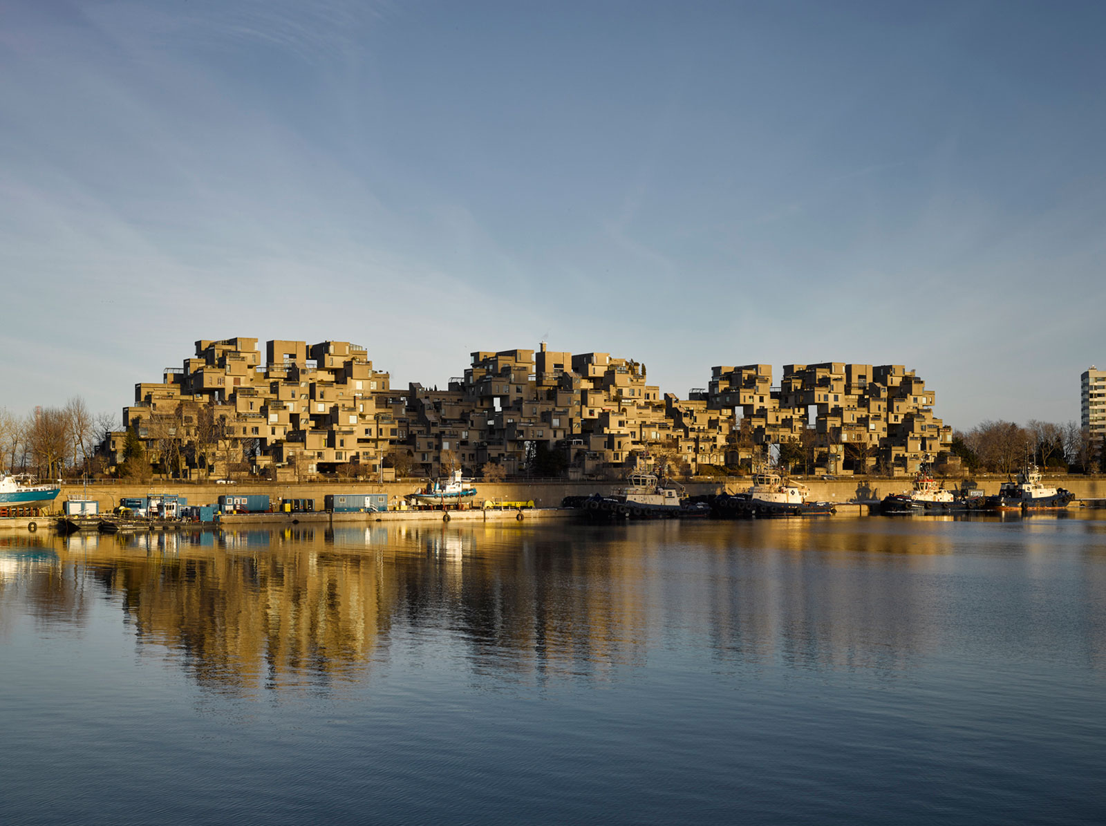 'Revisited: Habitat 67', by James Brittain