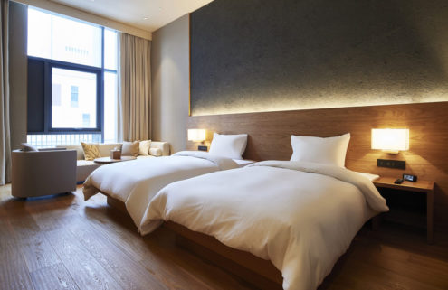 Muji Hotel in Shenzhen has 'anti-gorgeous' interiors