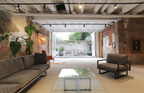 Property of the week: an Amsterdam loft that's ripe for renovation