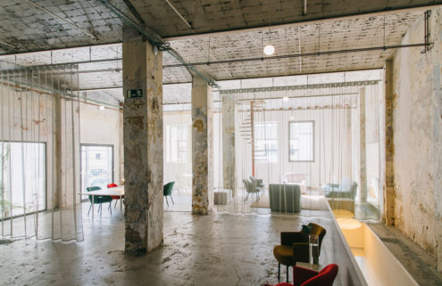 Montoya takes coworking to the next level in Barcelona's Poblenou district