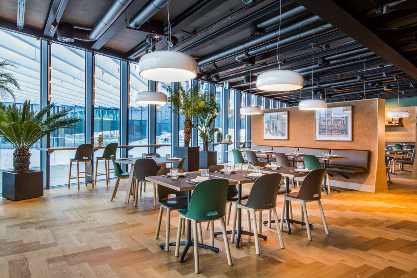 O Watt restaurant in Lisbon