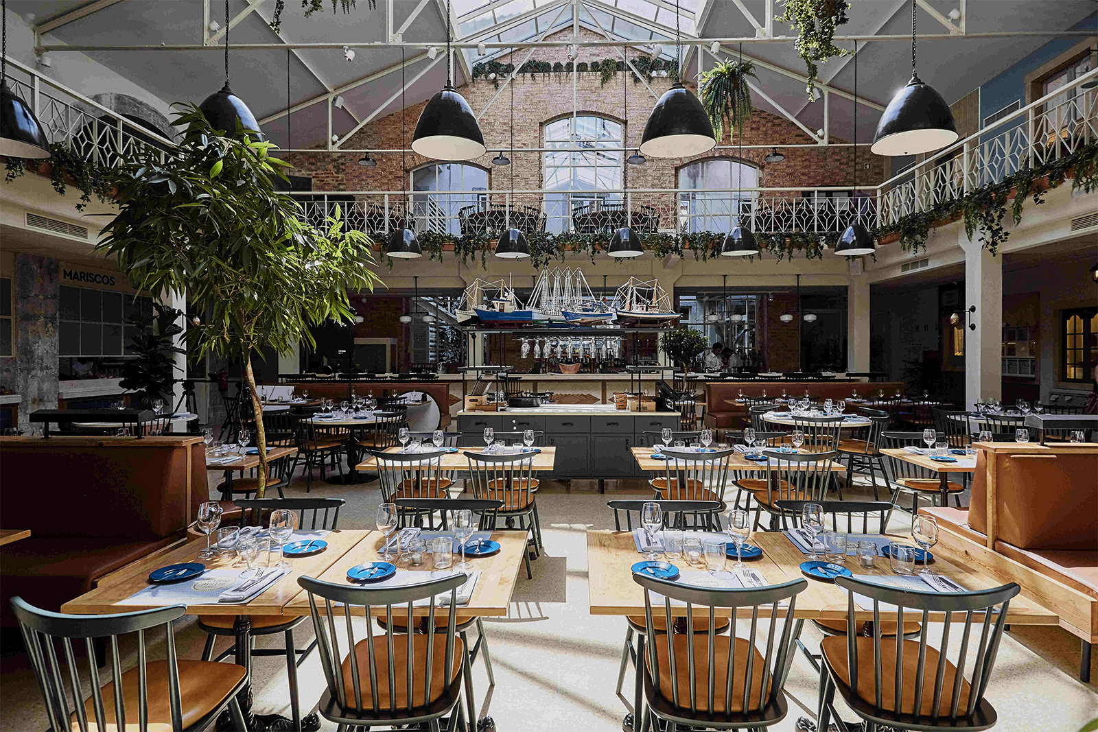 The 10 Best Lisbon Restaurants For Design Lovers