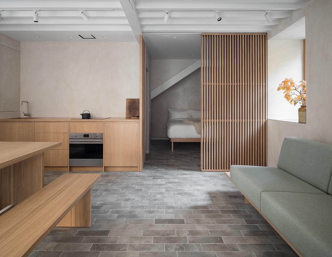Porteous Studio holiday home in Edinburgh